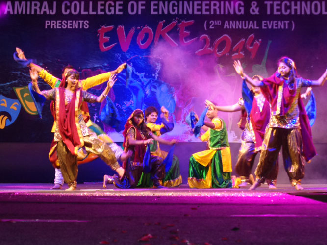 Amiraj Engineering Evoke 2014