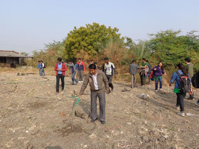Eco Friendly Club of Amiraj