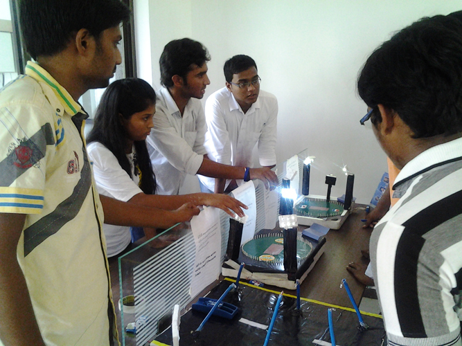 Mechanical Engineering Project Discussion in Ahmedabad