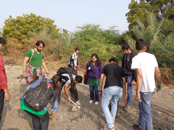 Eco Friendly Club of Amiraj Engineering