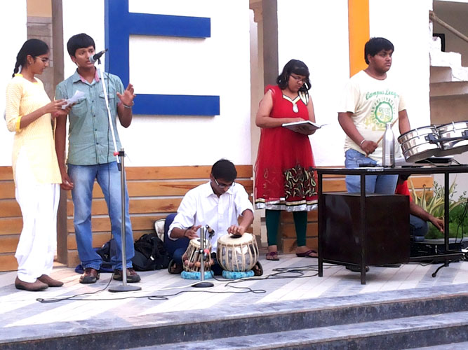 Music Club of D2D College