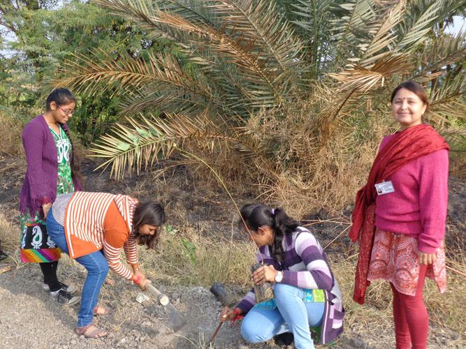 Eco Friendly Club of Amiraj Technology