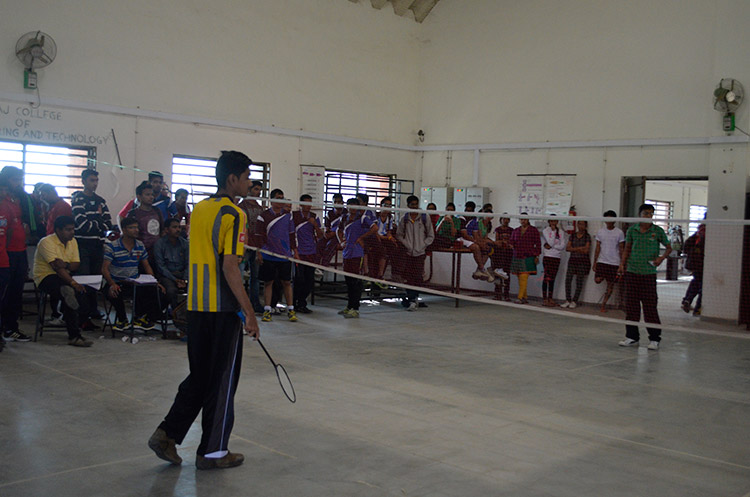 Amiraj Engineering College Indoor Sports Hall