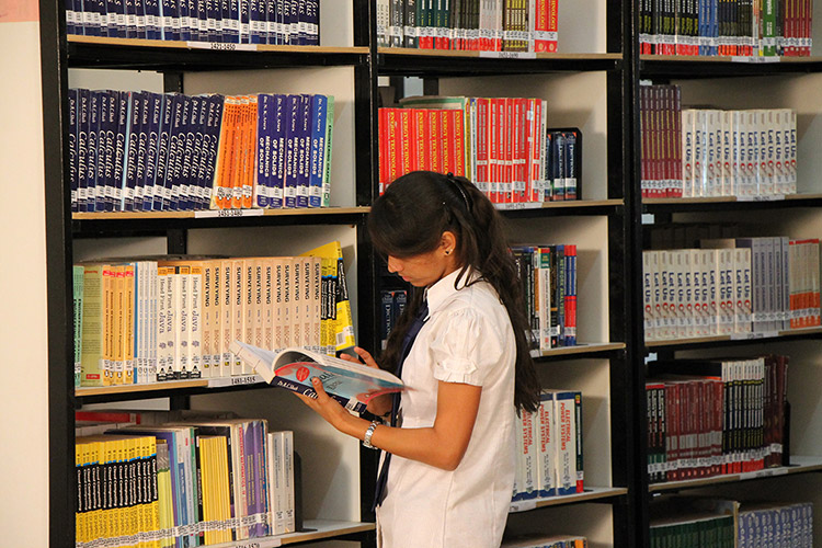 Library of Amiraj College