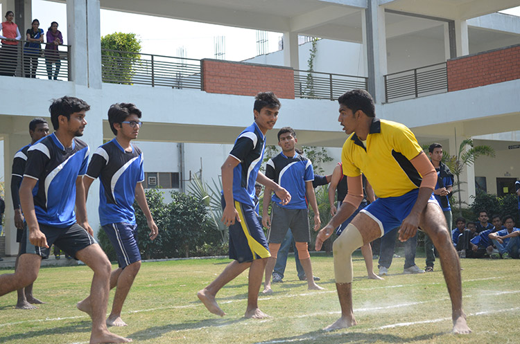 Amiraj Engineering College Outdoor Ground