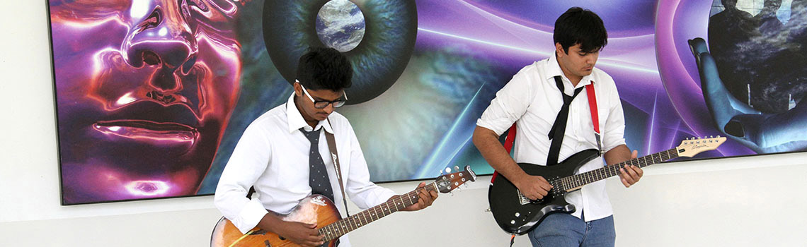 Amiraj College life