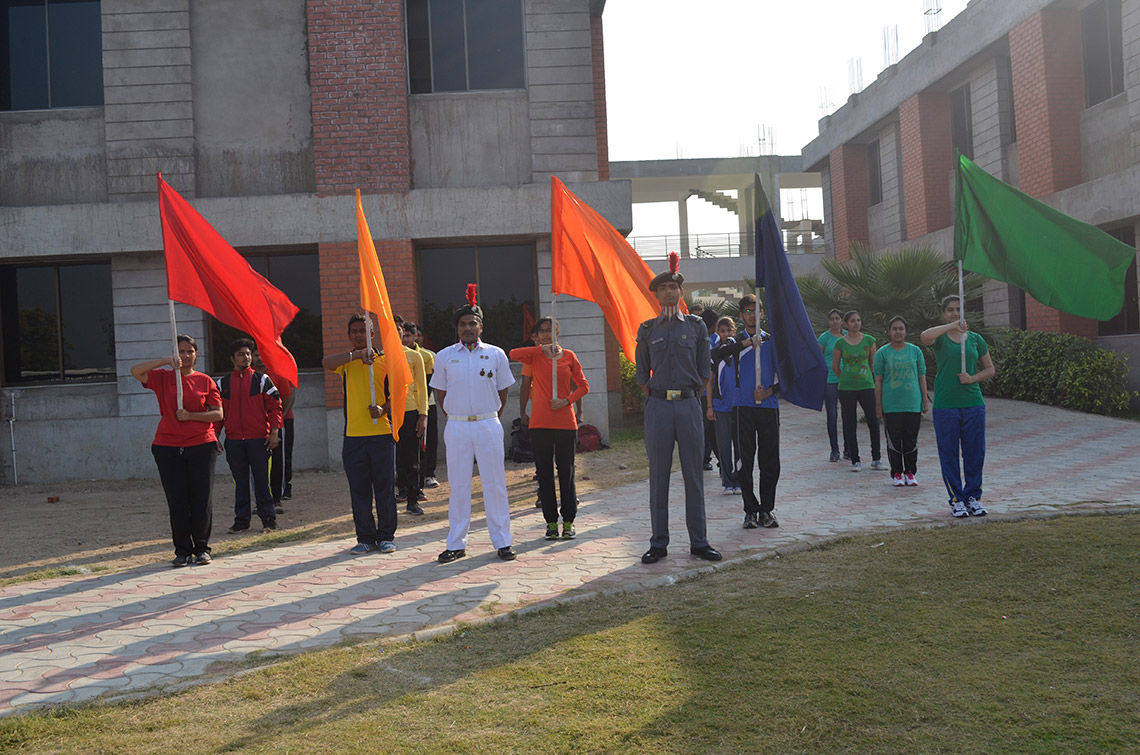 Amiraj College Sports Week 2015