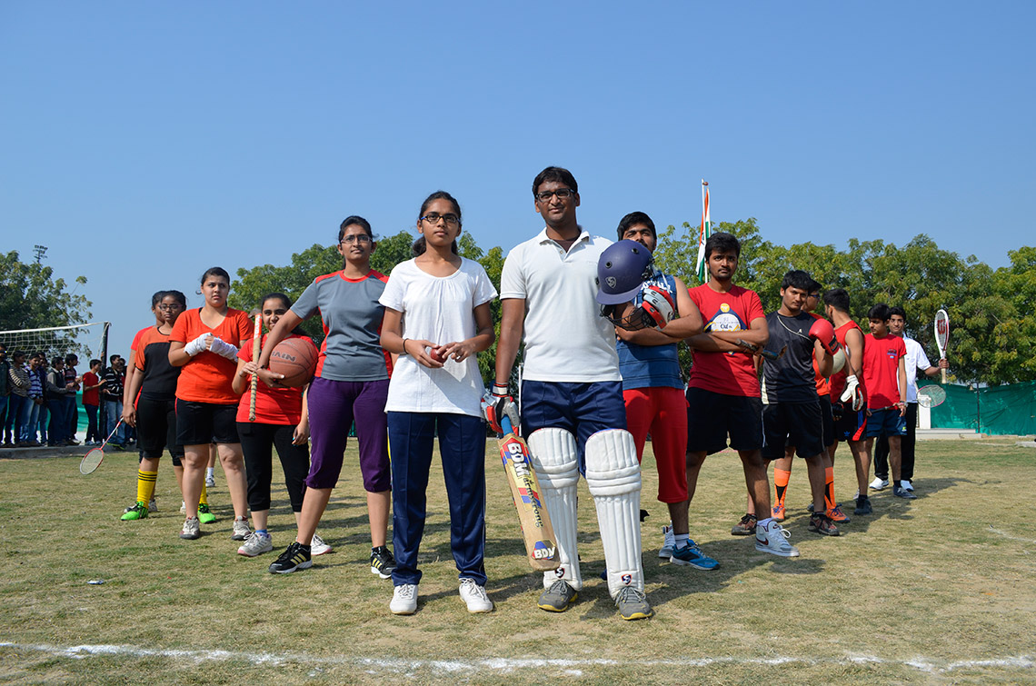 Engieering College Cricket Team