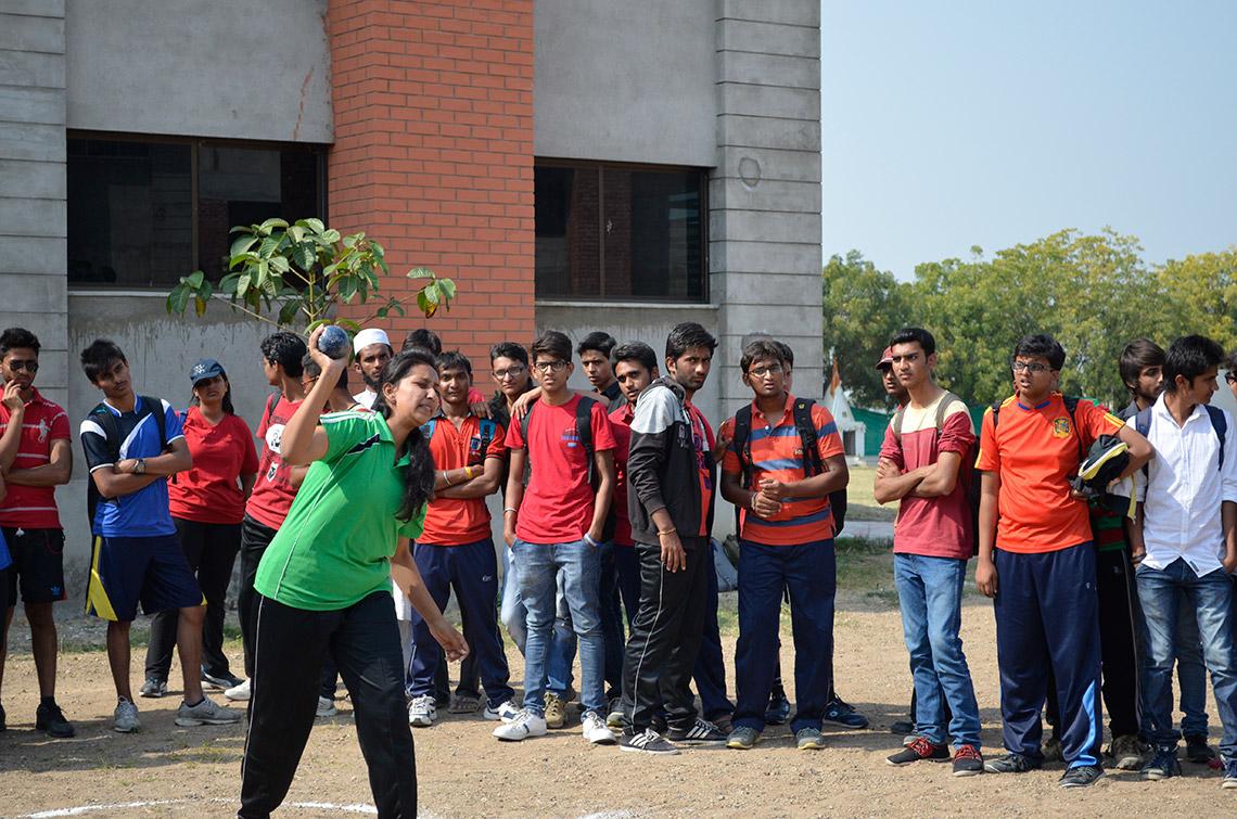 Handball Soprts at Amiraj Sports Week