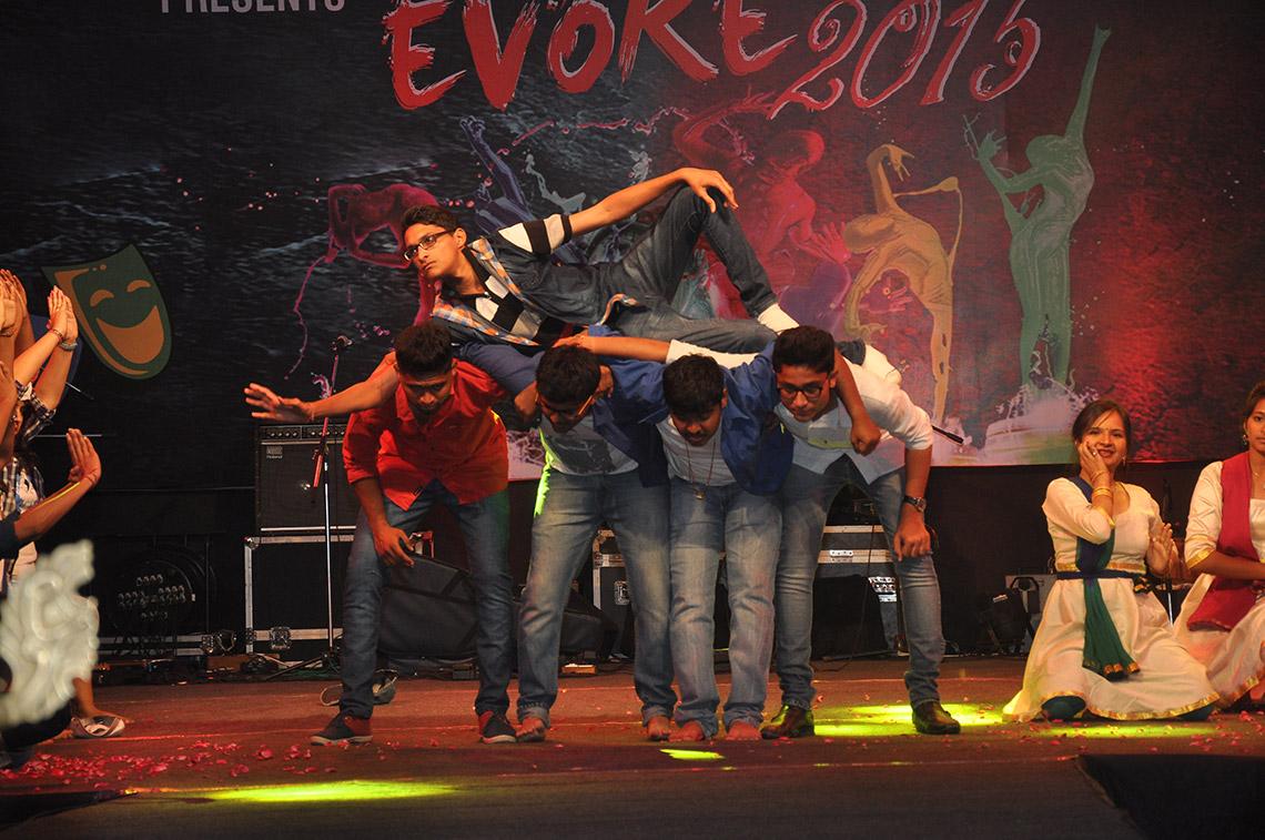 Evoke 2015