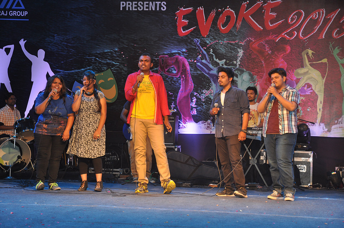Evoke Presents