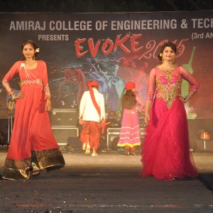 Ramp Walk in Western Outfit