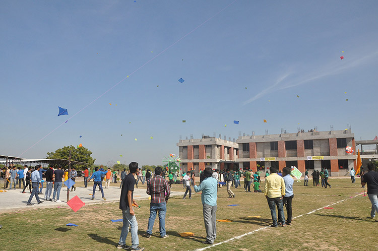 Amriaj College Kites Program
