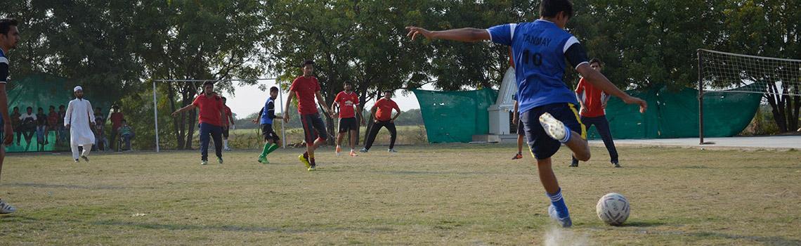 Amiraj College Football Team