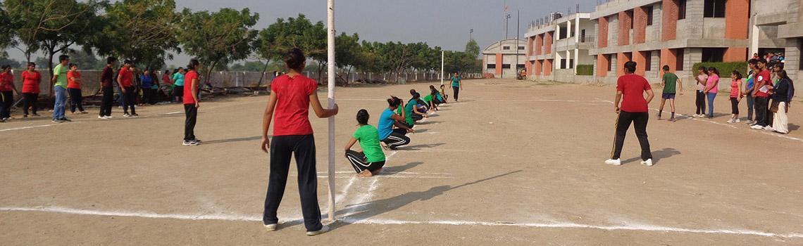 Amiraj College Kho Kho Team