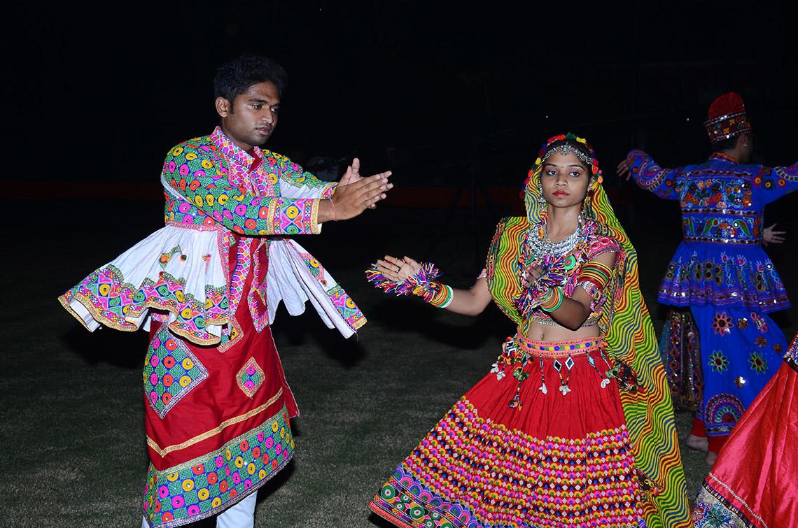 Cultural Garba 2015