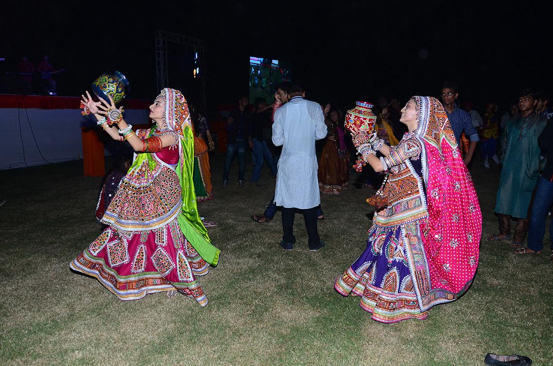 Amiraj 2015 Garba Event
