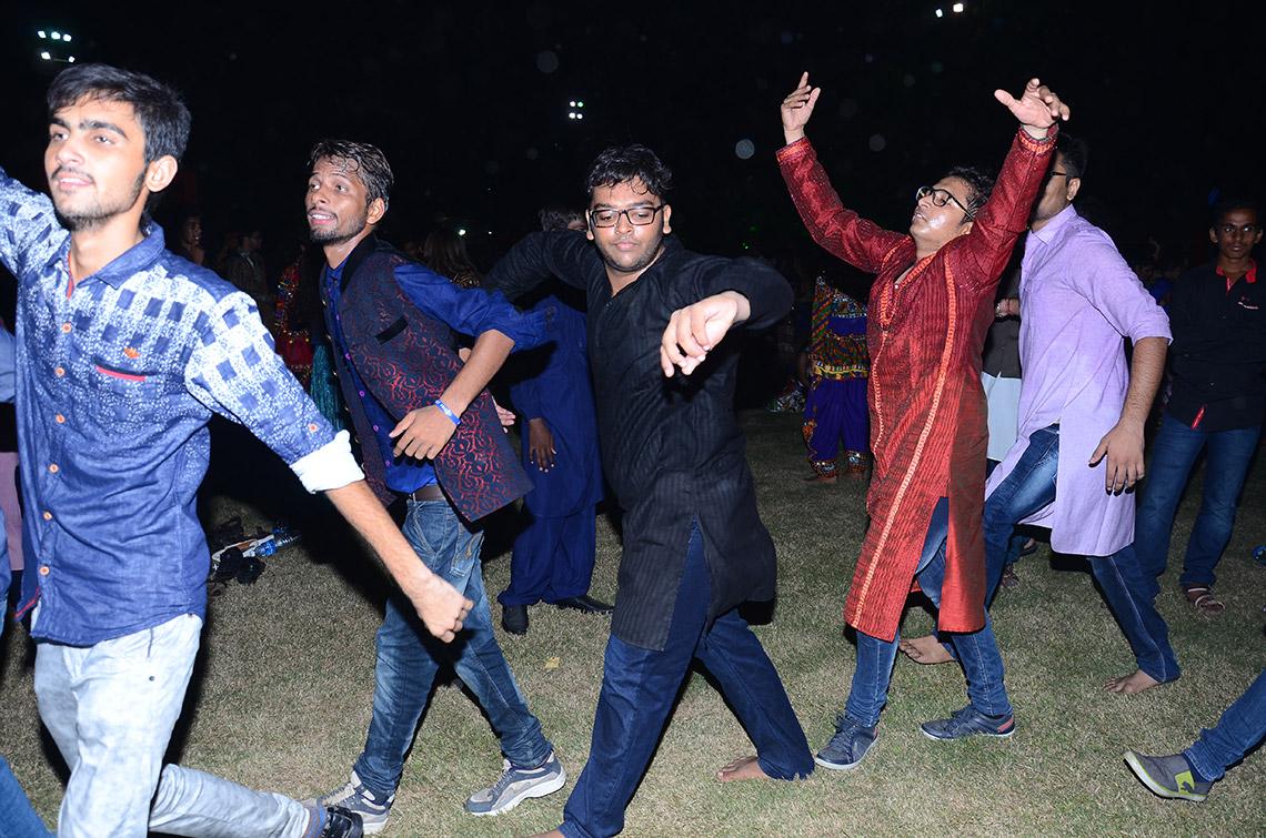 Amiraj College Culture Event