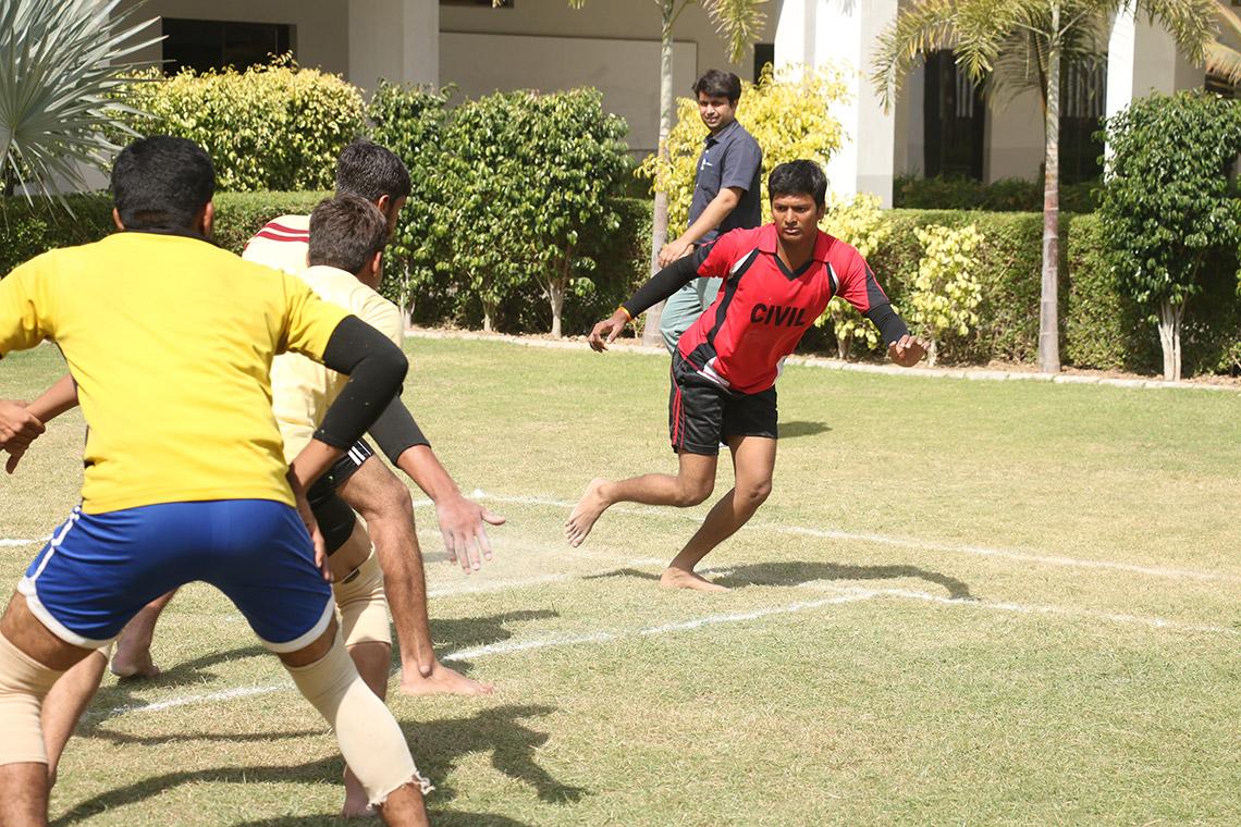 Amiraj College Sports Celebration