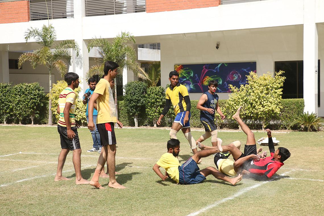 Amiraj College Celebration