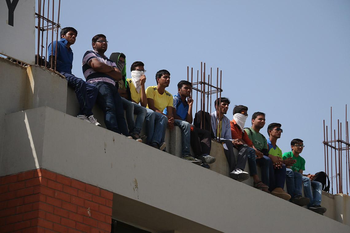 Amiraj College Students