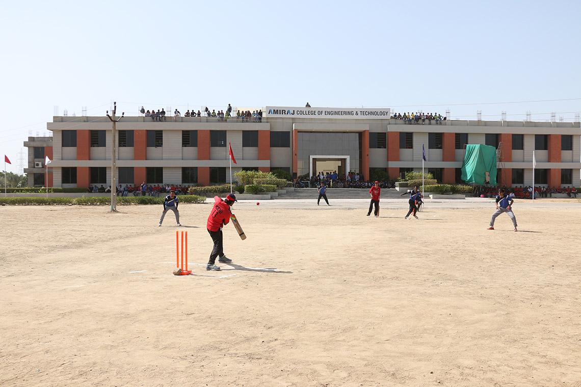 Cricket Match Celebration