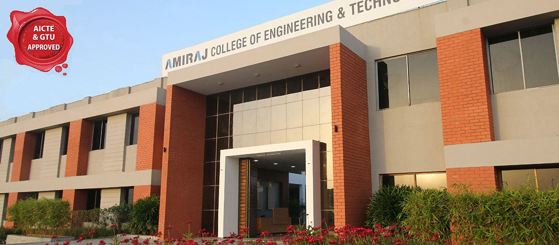 AICTE and GTU Apporved Engineering College