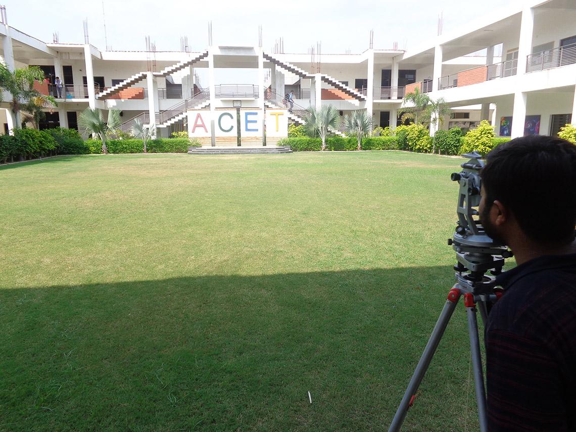 Amiraj Engineering College Farm