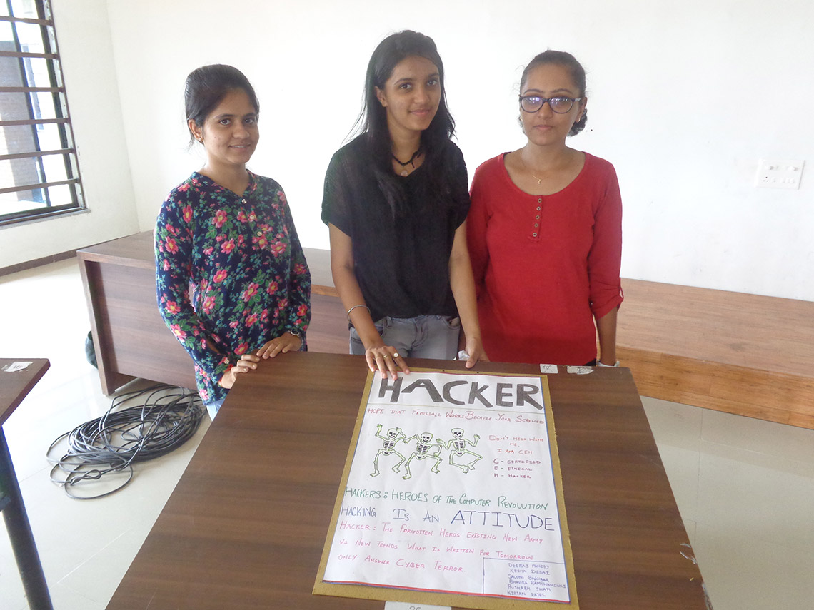 Amiraj College Tech Fest Hacker