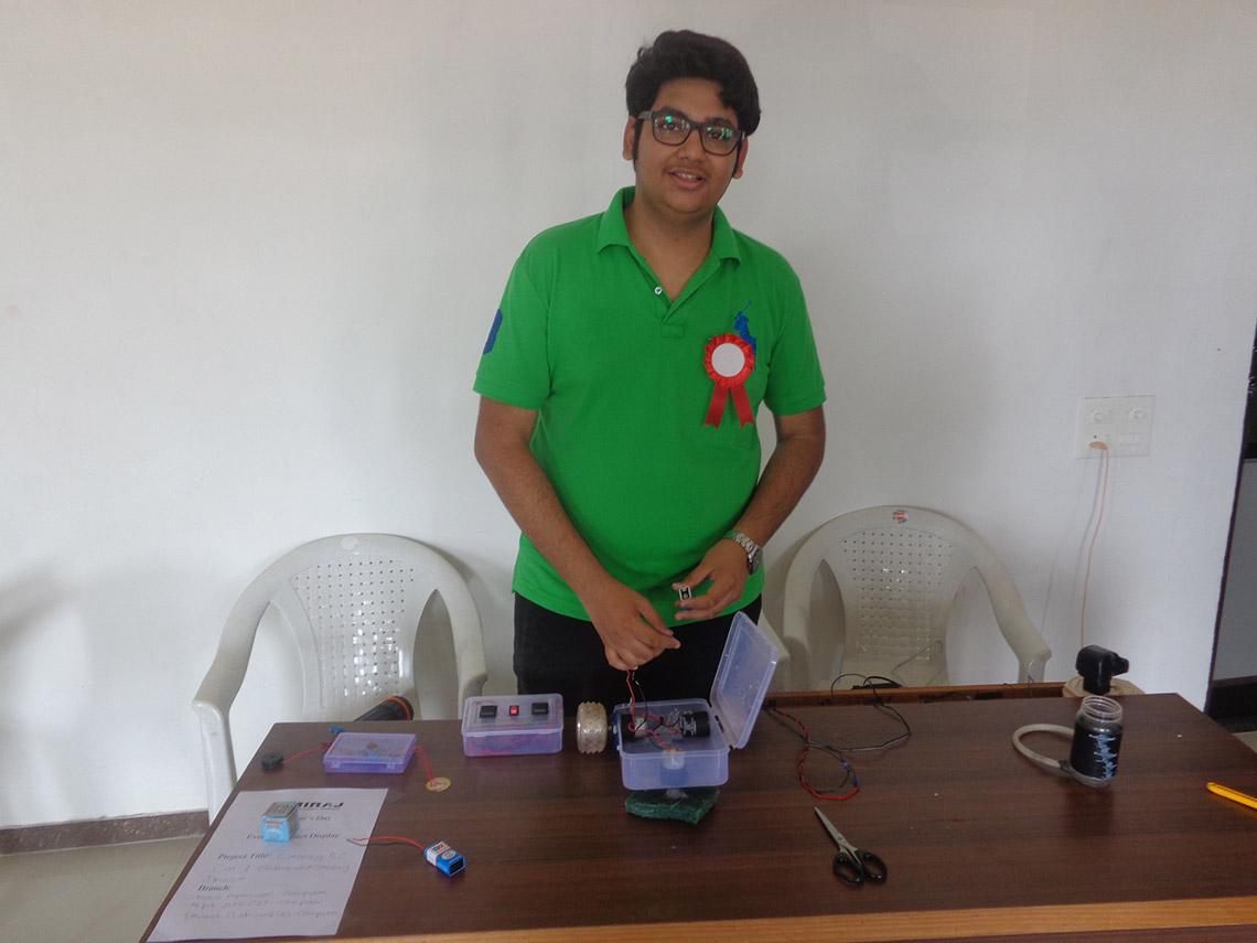 Amiraj College Dextra 2015