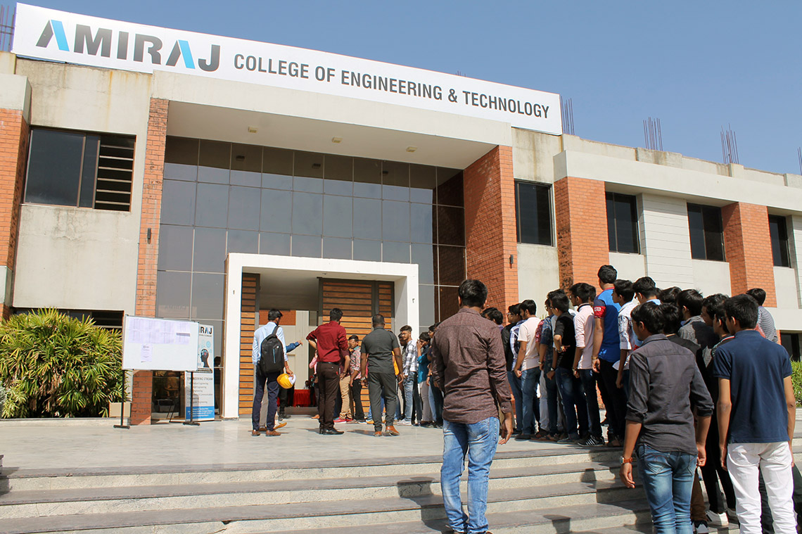 top job placement engineering college in Ahmedabad | top campus