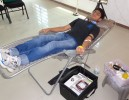 Blood Donation at College
