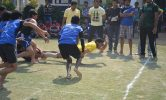 Kabbadi Sport in Engineering College Ahmedabad