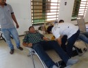 Blood Donation at Amiraj Engineering