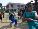 Rope Push Competition in Amiraj Sports week