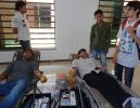 Blood Donation Camp in Amiraj