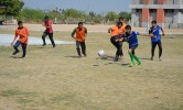 Football Competititon in College