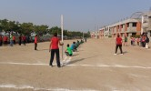 Kho Kho Competititon in Degree College Ahmedabad