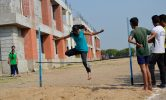 Long Jump Competition