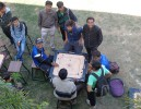 Amiraj College Students Carom Match