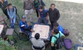 Amiraj College Students Carom Match