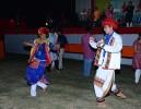 Cultural theme Garba in Engineering College Ahmedabad