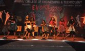 College Girls Group Dance