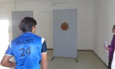 Dart Competition at College
