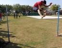 High Jump Competiton
