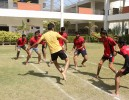 Kabbadi Sports of Engieering College