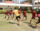 Kabbadi Sports of Engieering College