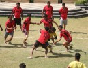 Amiraj College and Technology Sports Day