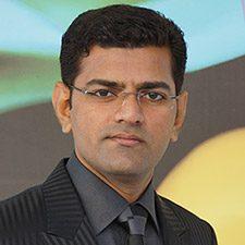Mr. Kinish M Patel