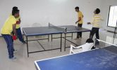 Table Tennis Comeptition at amiraj